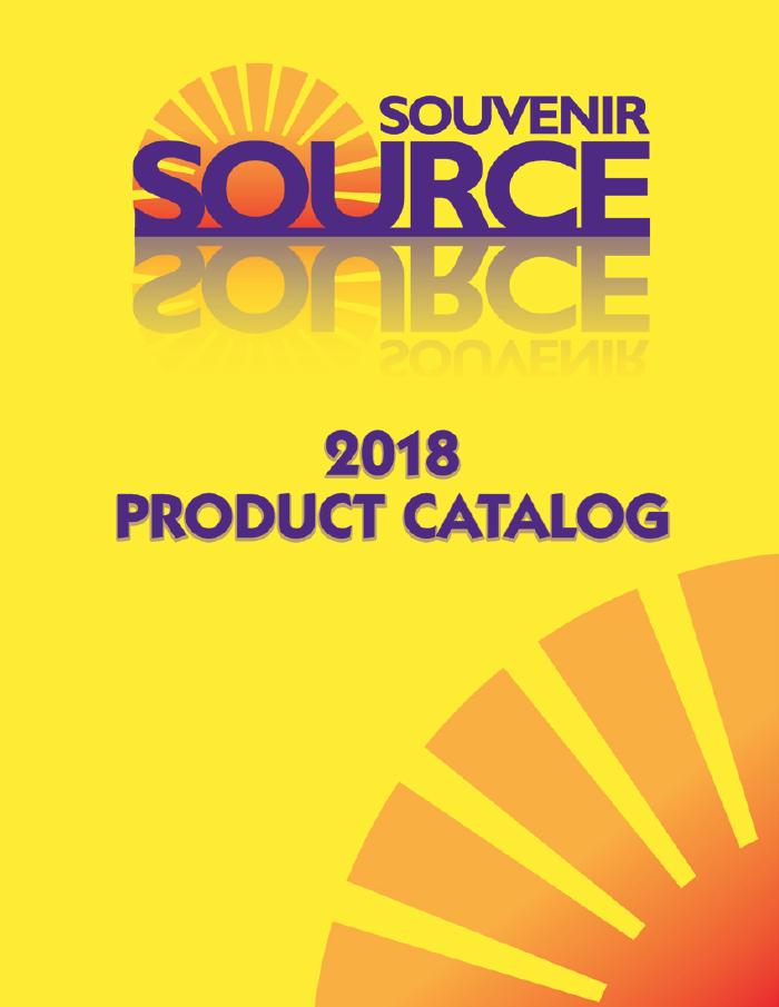 SouvenirSource Catalog 2018